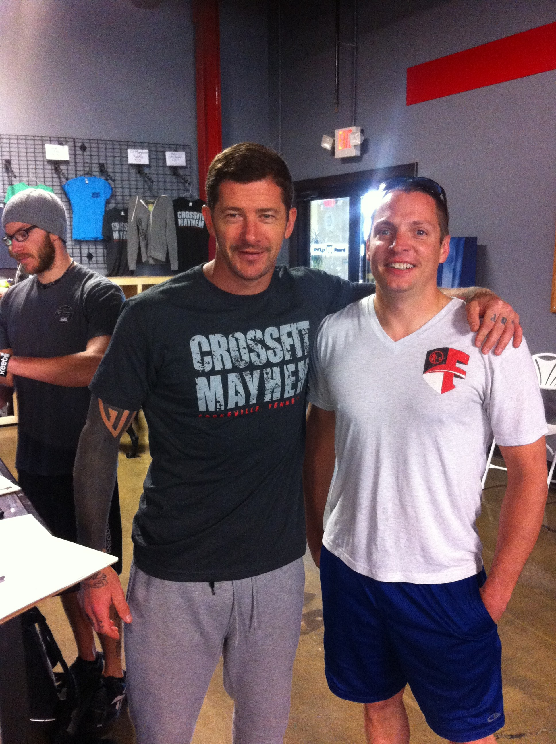 Crossfit Endurance Trainer Course