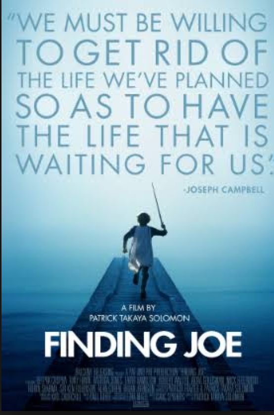 "I'm Begging You To Watch…""Finding Joe"""