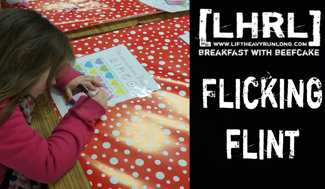 Flicking Flint