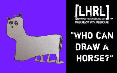 """Who Can Draw A Horse?"""