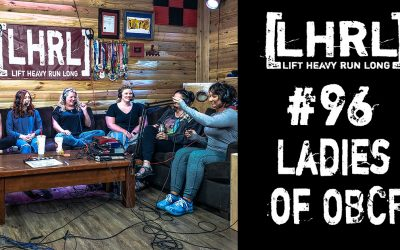 LHRL® #96 with a few of the ladies of OBCF