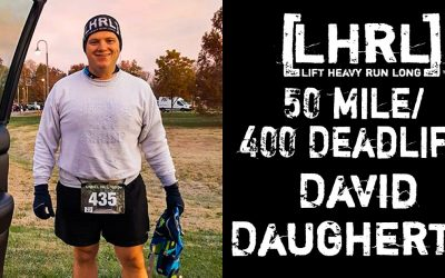 LHRL® 50/400 David Daugherty