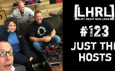 LHRL®  #123- Just the hosts