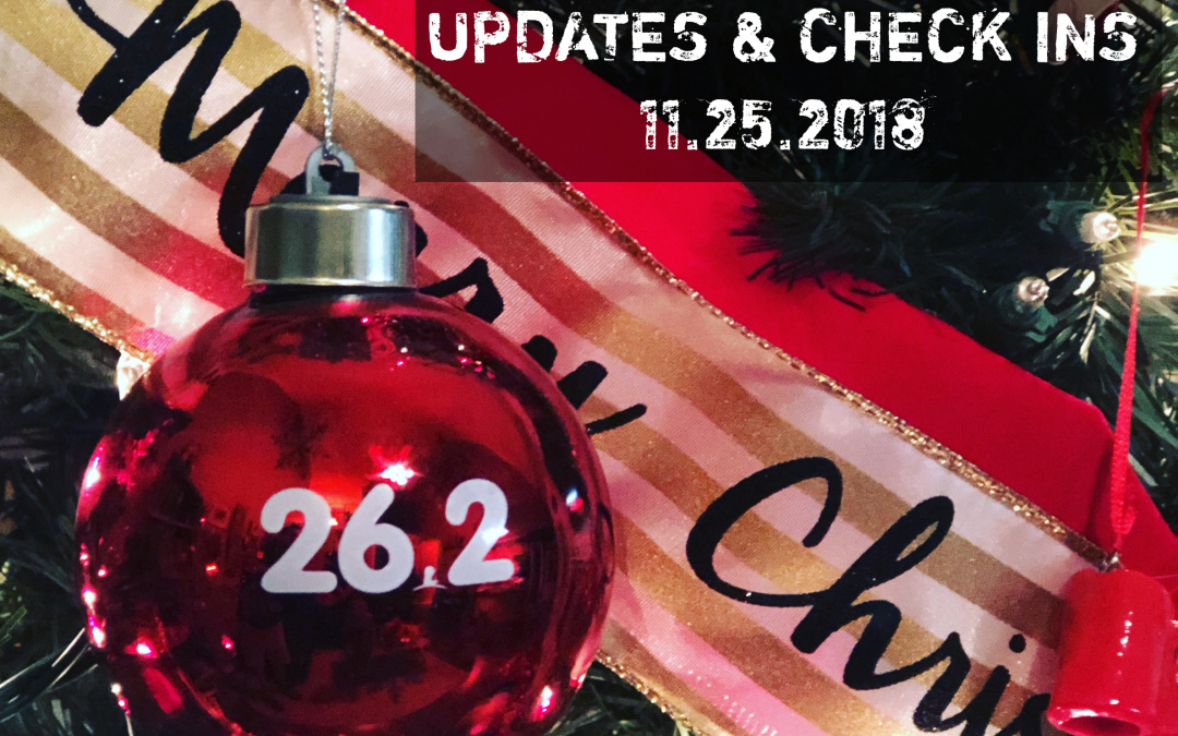 lhrl.life Updates & Check Ins 11.25.2018