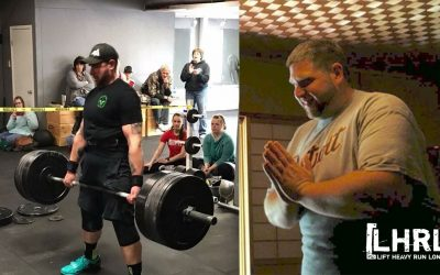 "Corey Grames- ""At one time I was 453 lbs….I was lost!"""
