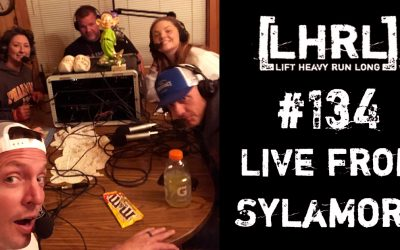 LHRL® #134 – Live from the Sylamore Trail 25k and 50k race in Arkansas
