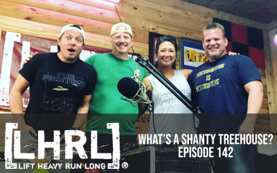 What's a shanty treehouse? Episode 142