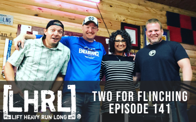 Two for flinching!  Episode 141