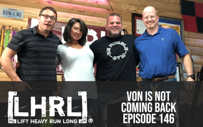 Von is not coming back. Episode 146