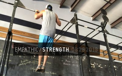 Empathic Strength – 06292019