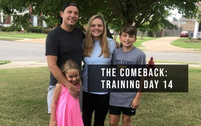 The Comeback: Training Day 14
