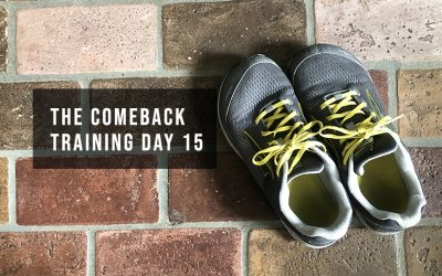 The Comeback: Training Day 15