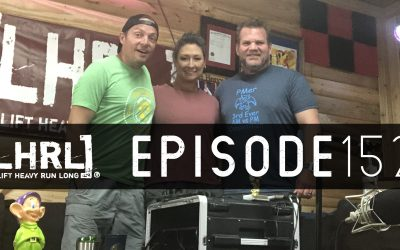 LHRL® #152 – Sleep, Hydration, Eating Cake and Doing Push Ups
