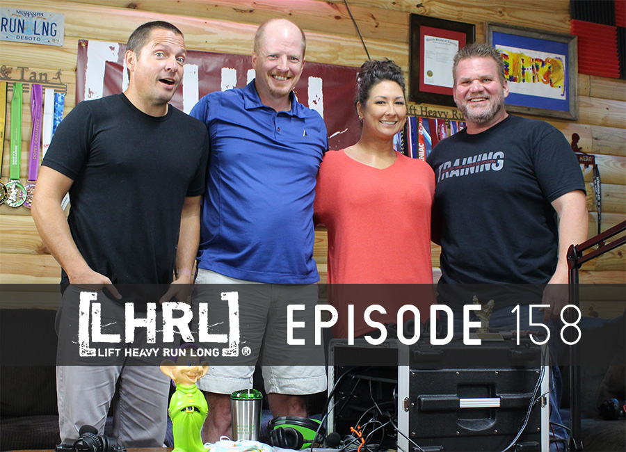 LHRL® #158 – The answer to life the universe and everything