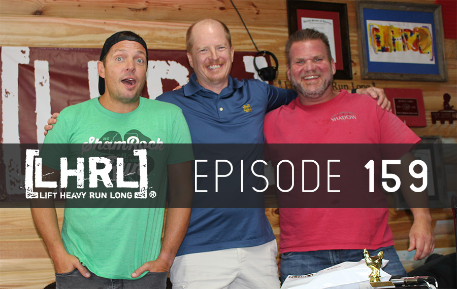 LHRL® #159 – Popeyes chicken, glamour shots and CrossFit craziness