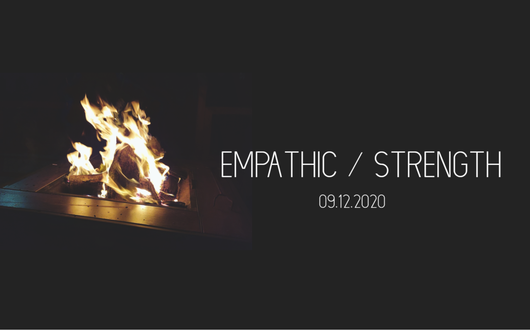 Empathic Strength 09122020